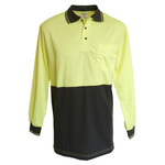 Safety Polo Long sleeve