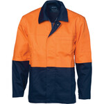 Patron Saint® Flame Retardant Two Tone Drill Welder's Jacket