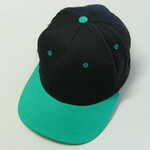 cotton twill pro-style structured stretchable fitted cap