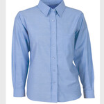 CVC OXFORD SHIRT - Ladies long sleeve