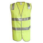 Day & Night Side Panel Safety Vests